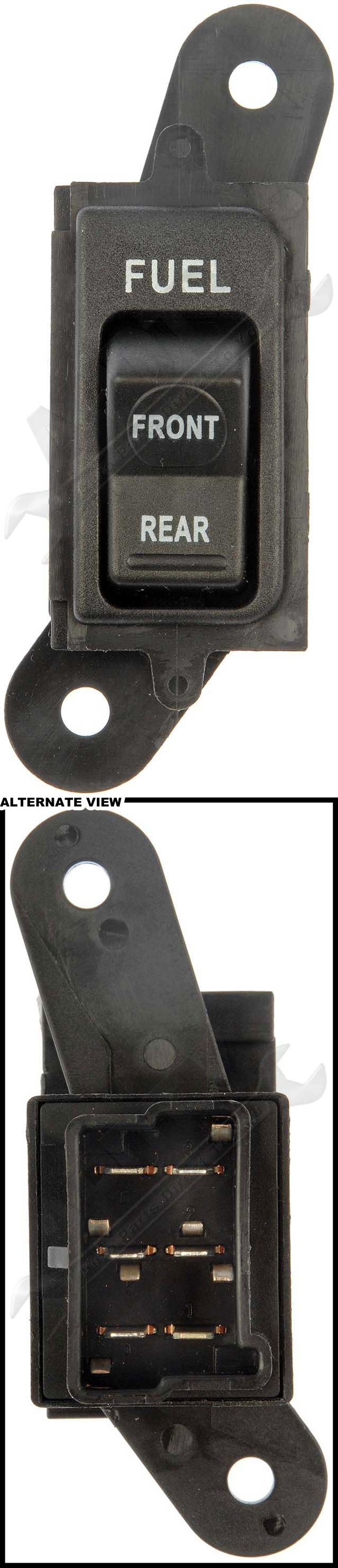 Apdty 012412 Fuel  Gas Tank Selector Switch