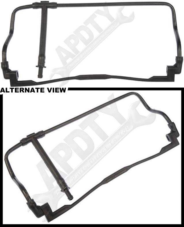 Battery Vent Tube : Apdty battery exhaust vent tube ebay