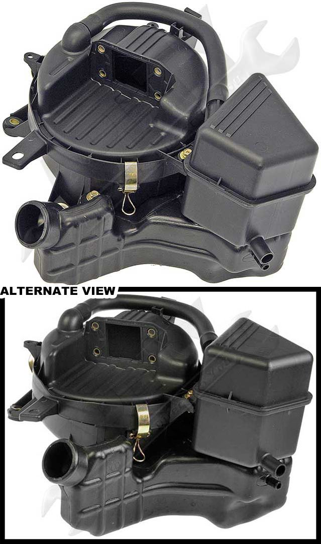 Engine Air Filter Housings : Apdty engine air filter box housing toyota