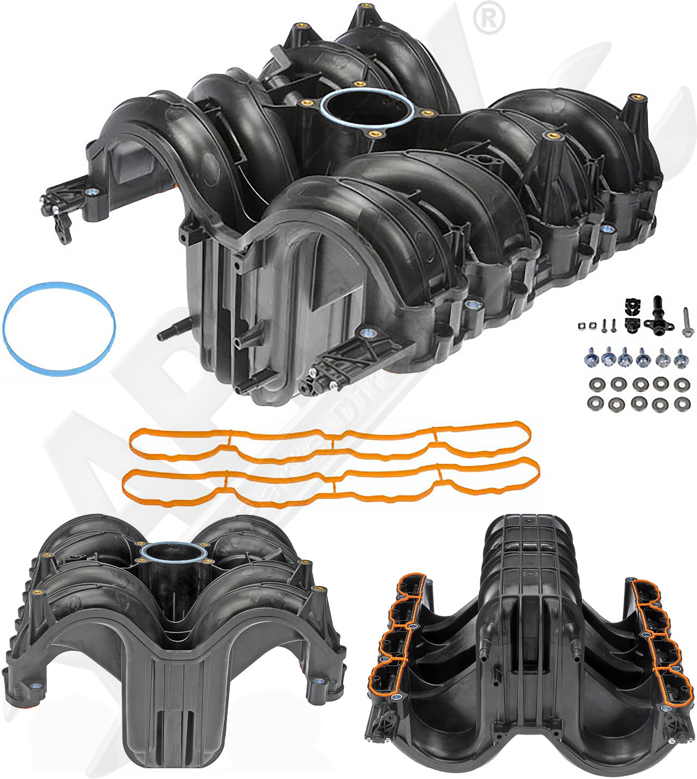 Intake Manifold 3 4l Engine, Intake, Free Engine Image For ...