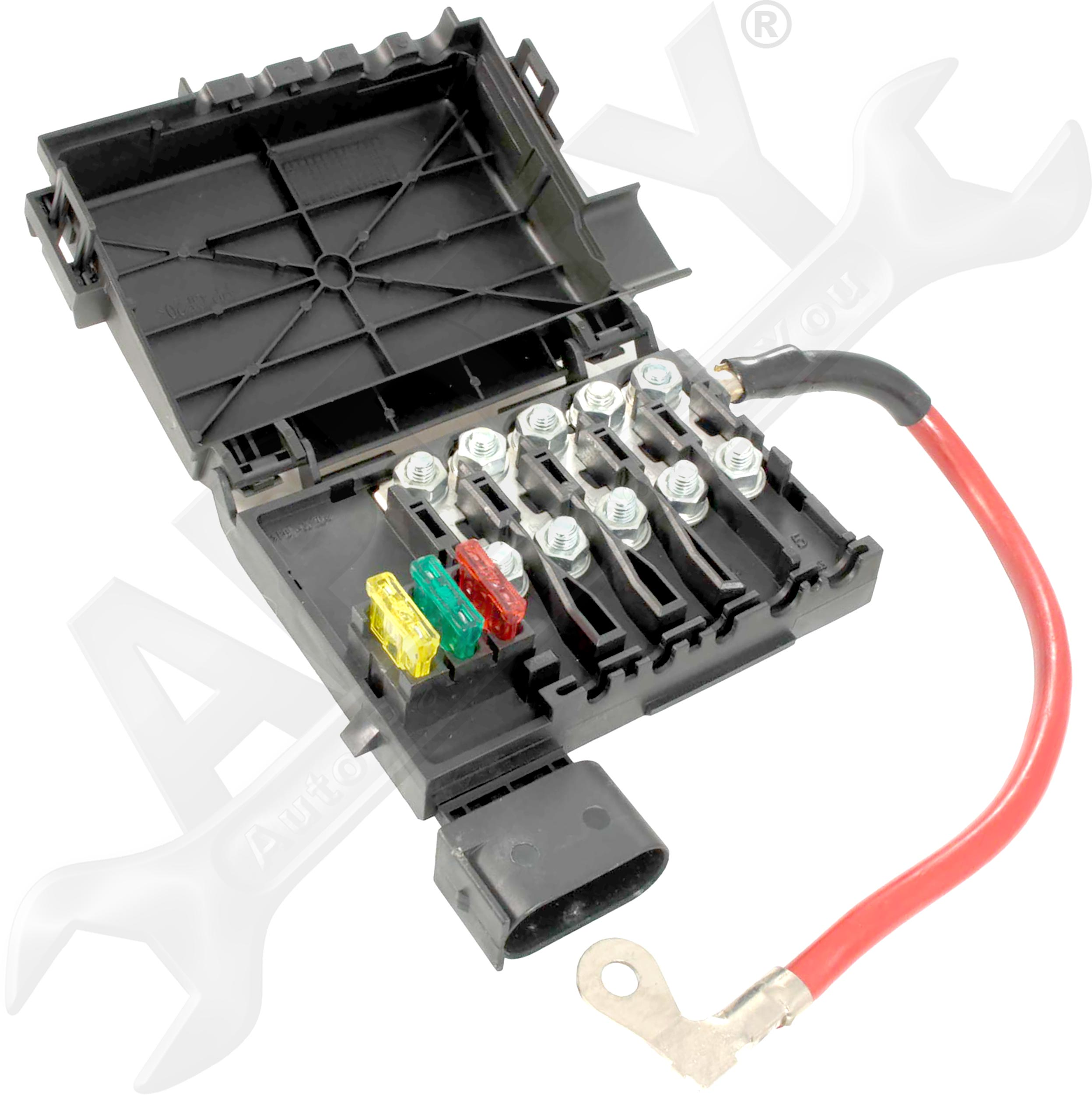 Ac Fuse Box Melted : Vw beetle fuse box melting wiring diagram images
