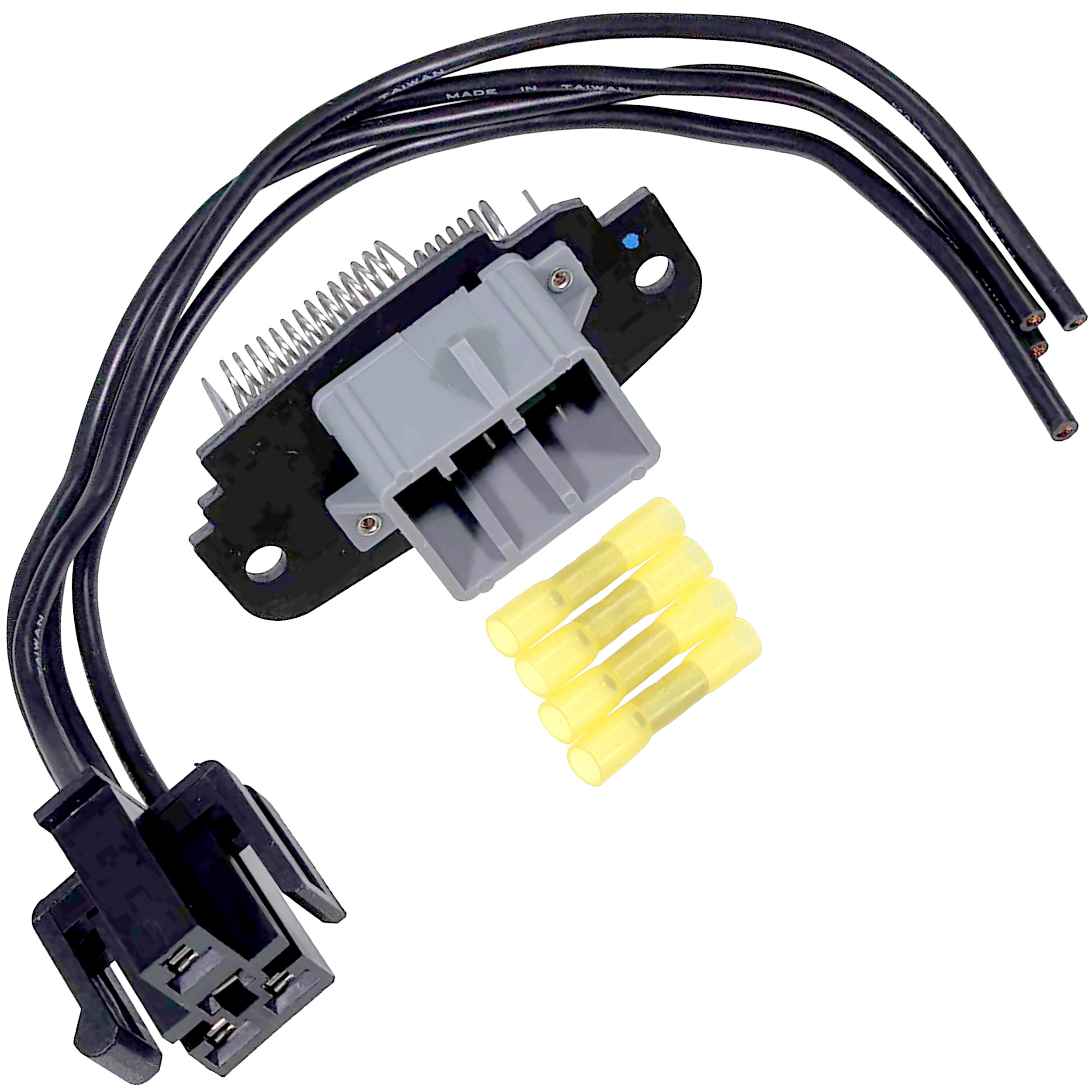 Wiring Harness Pigtail Details About Apdty 084522 Blower Motor Speed Control Resistor W Wire Brand New Includes Connector Fits 1995 2003 Ford Explorer Front Ac Heater