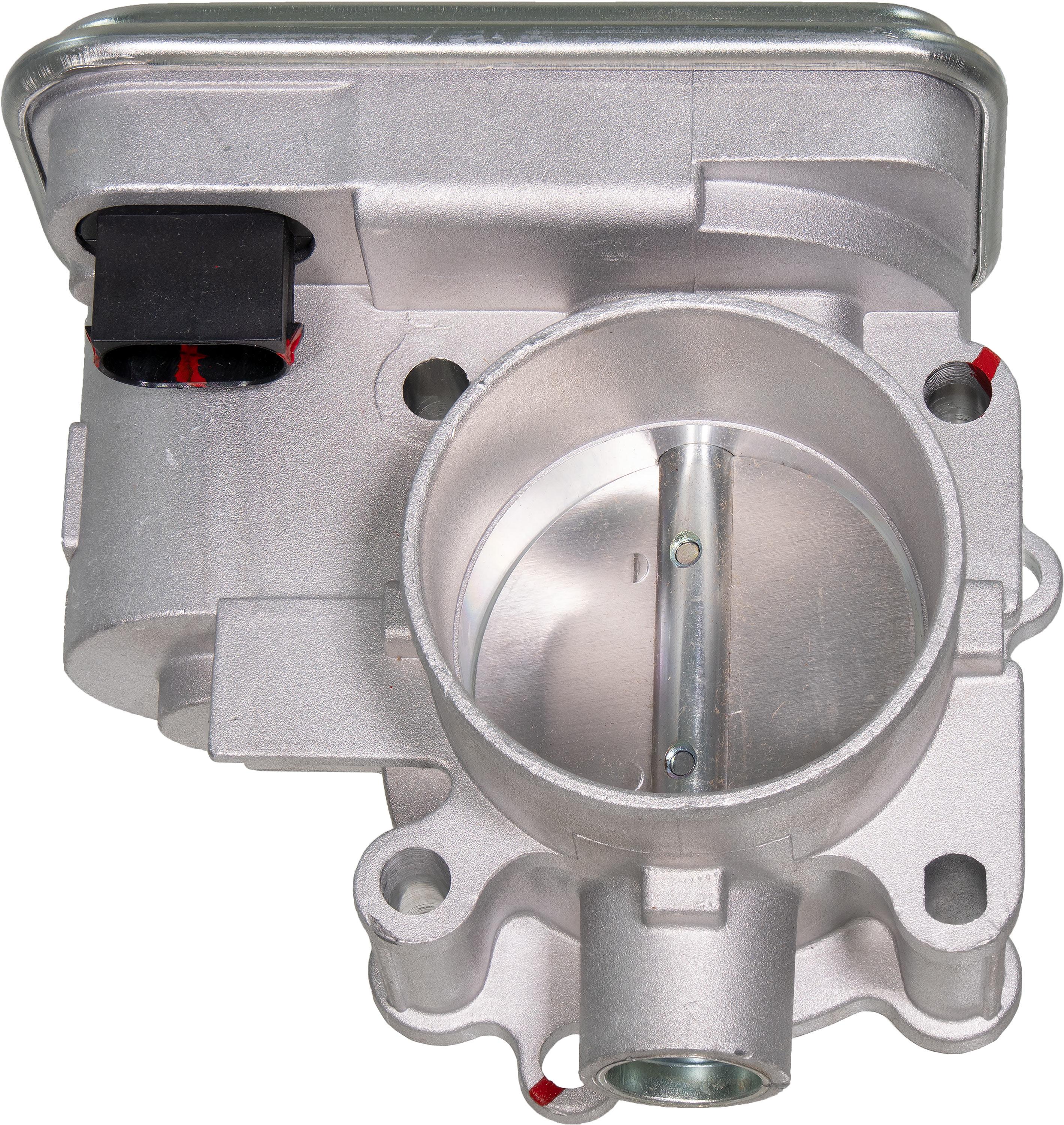 Throttle Position Sensor Jeep Patriot: APDTY 112542 Throttle Body Assembly W/Actuator IAC Idle