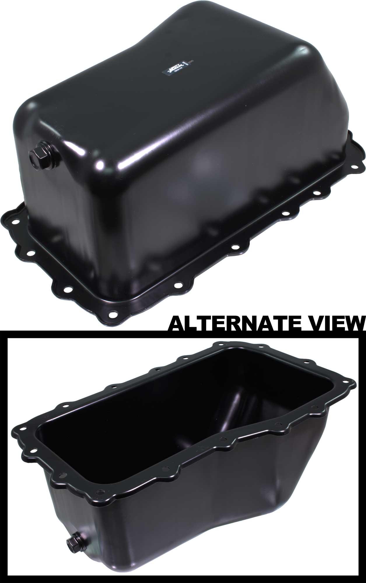 A-Premium Engine Oil Pan for Jeep Wrangler 2007 2008 2009 2010 2011 V6 3.8L